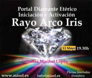 Activación Rayo Arco Iris