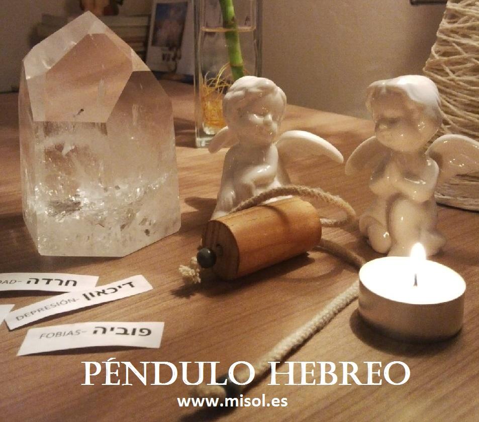 Péndulo hebreo MiSol