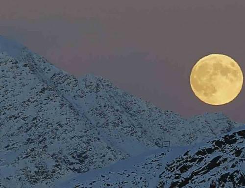 Meditación Luna Llena 6 Diciembre 2014